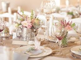 50 idées déco pour une table de mariage décoration - Table Mariage