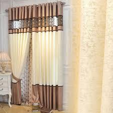 coudre des rideaux de cuisine 1 p chigh qualité de luxe rideaux chambre cuisine rideaux salon
