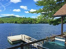 June Lake Pines Cottages by Little Pines On The Water In Maine Vacation Property