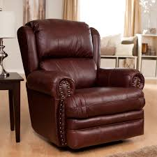 print fabric oversized leather recliner chairs blue recliner chair
