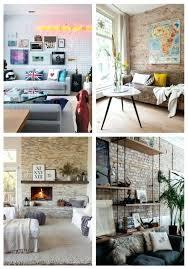 livingroom wall ideas brick wall ideas best white brick walls ideas on brick painted