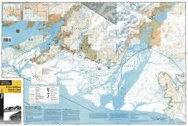 Valdez Alaska Map by Prince William Sound East Chugach National Forest National