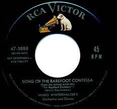 hugo winterhalter song of the barefoot contessa from the ava