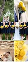 What Colors Go With Yellow by 160 Best Wedding Color Schemes Images On Pinterest Wedding Color