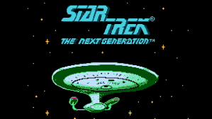 star trek the next generation nes gameplay youtube