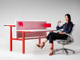 Work Desk Orbis Height Adjustable Work Desk