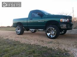 dodge ram moto metal wheels 2003 dodge ram 1500 moto metal mo962 zone suspension lift 6in