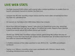 Real Time Video Stats Barney by Ovguide Feb 2012