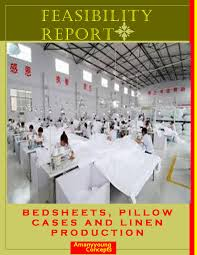 how to start a bedsheet and pillow cases production business in
