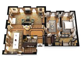 Hotel Grande Bretagne A Luxury Collection Hotel Athens Floor Plan 3d Suite