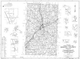 Ky Road Map State And County Maps Of Kentucky