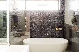 Bathroom Feature Tiles Ideas Bathroom Feature Tiles Ideas New The Blockheads Show Us How To Use