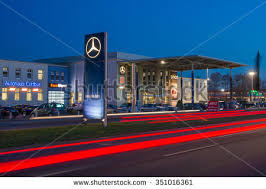 mercedes showroom germany mercedes truck stock images royalty free images vectors