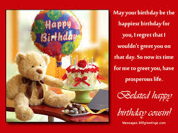 belated birthday wishes greetings and belated birthday messages