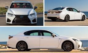 lexus gs f horsepower 2016 lexus gs f drive review car and driver