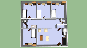 dormitory style house plans homepeek