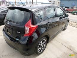 nissan versa note sr 2016 super black nissan versa note sr 112117743 photo 6