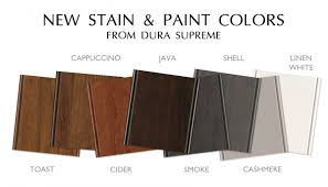 wood stain colors for kitchen cabinets weathered gray kitchen cabinetry finishes both painted and
