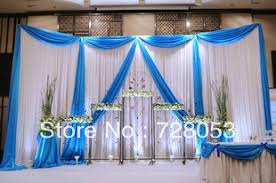 wedding backdrop blue wedding backdrops aol image search results