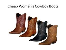cheap womens boots cheap womens cowboy boots