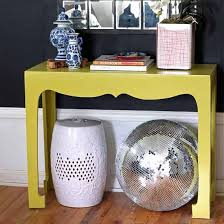 Yellow Console Table Console Table Design Charming Yellow Console Table Yellow