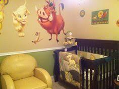 amazon com disney lion king 4 piece crib bedding set baby lion