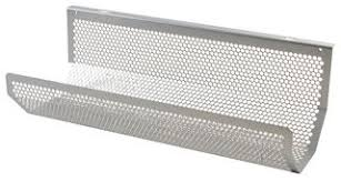 under table cable tray under desk cable tray silver penn elcom cpc uk