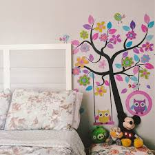 Beautiful Wall Stickers For Room Interior Design by Design Wall Decals U0026 Vania U0027s Spruced Up Little Corner Perfumed