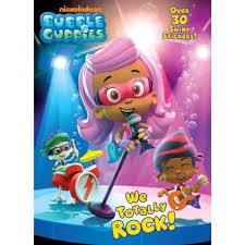 bubble guppies coloring activity books pre order