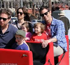 Seeking Johnny Knoxville Johnny Knoxville Opts For A Tamer Ride As He And His And