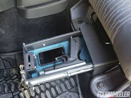 jeep wrangler lock jeep wrangler seat lock box this would be a idea for a
