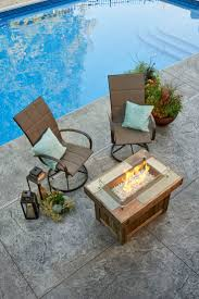 wood fire pit table 2 best 25 fire pit table ideas on pinterest diy grill fire pit