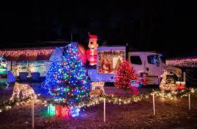 walt disney world fort wilderness christmas lights tour the