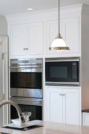 Microwave Kitchen Cabinet Built In Microwave Cabinets Design Ideas