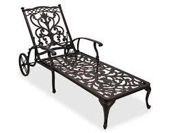 Aluminum Chaise Lounge Stunning Aluminum Chaise Lounge Outdoor Milan Cast Aluminum Chaise