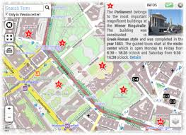 map of vienna vienna tourist map for sightseeing pdf