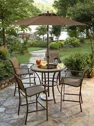 Garden Oasis Dining Set by Garden Oasis Sc I 139nwset Harrison 5 Piece Cushion Dining Set