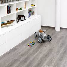 Quick Step White Laminate Flooring Authentic Oak Light Grey
