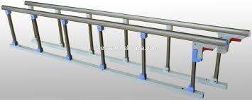 Hospital Bed Rails Stainless Steel Hospital Bed Side Rails Hospital Bed Folding Guard