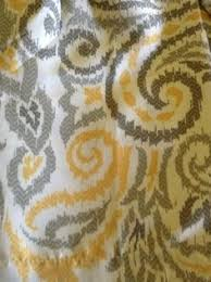 White And Yellow Shower Curtain Gray And Yellow Shower Curtain Dollar General 4 With 50 Off