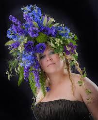 flower headdress headdresses get creative flirty fleurs the