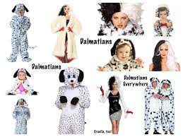Dalmatian Costume Mommy Daddy And Me Costumes Baby U0027s 1st Halloween Partyideapros Com