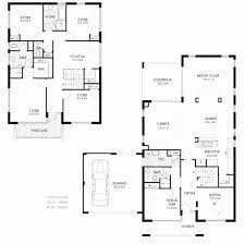 Story Plans Easy Two Story House Plans Lovely L Small Double Storey House Plan