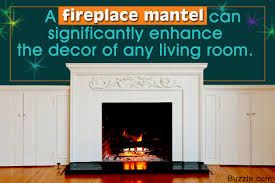 various types of fireplace mantels to accentuate your home