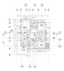 Tuscan Style Floor Plans by Technical Work By Shireen Mohamed At Coroflot Com