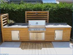fabriquer cuisine exterieure comment faire une cuisine exterieure idées incroyables bar exterieur
