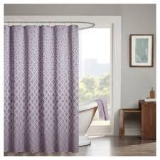 Purple And Brown Shower Curtain Green Purple Shower Curtain Target