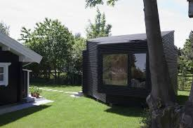 Backyard Guest Cottage by This Backyard Guest House Provides Extra Space For Visitors