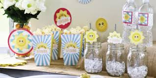 themes you sunshineparty sunshine baby shower kara s party ideas you are my