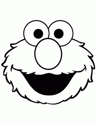 free elmo coloring pages to really encourage in coloring picture